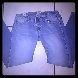 S&P jeans